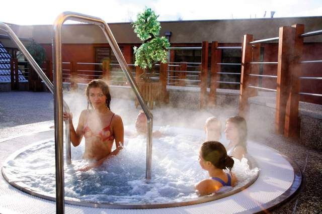 wellness spa Besenova